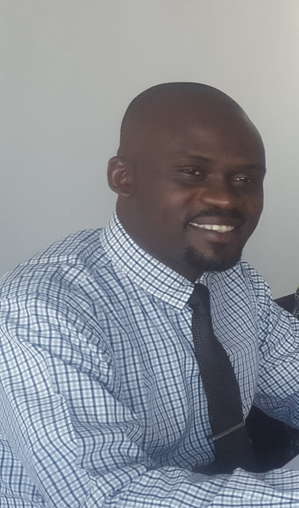 Udoh Nsikak
